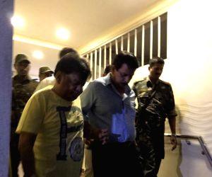 NCB arrests Dawood's kin Iqbal Kaskar in drugs case (Ld)