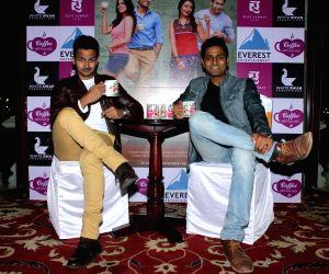 Music launch of Coffee Aani Barach Kahi