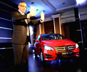 Mercedes-Benz B-Class launched in Mumbai