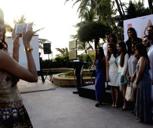 India Beach Fashion Week - press conference