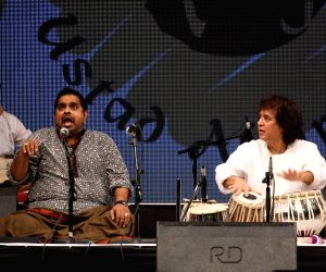 Concert in memory of Ustad Alla Rakha and tribute to U.Srinivas