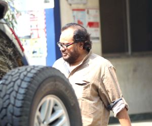 Ismail Darbar appears at Andheri Court