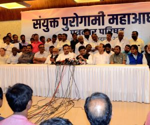 Maharashtra's 56-party alliance ready to take on BJP-Sena