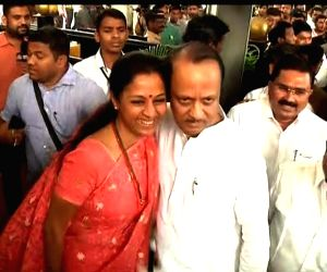 Pawar-play puts Supriya Sule at NCP's centre stage