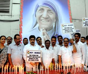NCP pays tribute to  Mother Teresa