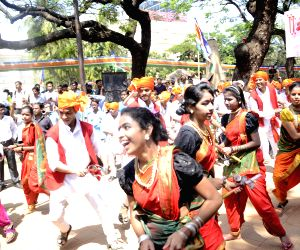MNS celebrates Shivaji's birth anniversary