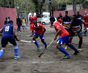 Dabang Mumbai vs Mumbai Police - friendly match