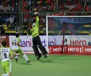 Hero Hockey India League - Dabang Mumbai vs Delhi Waveriders