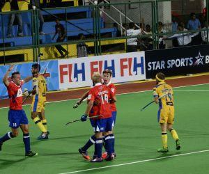 Hockey India League - Dabang Mumbai vs Punjab Warriors