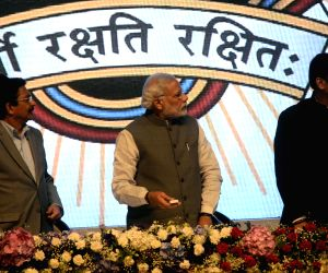 Modi at Sesquicentennial function of Advocates' Association of Western India