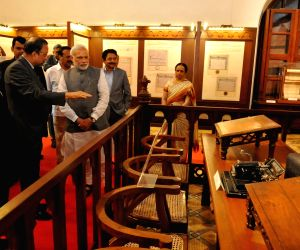 PM inaugurates Bombay High Court museum
