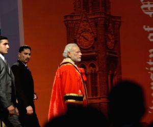 PM inaugurated the 102nd Indian Science Congress 2015