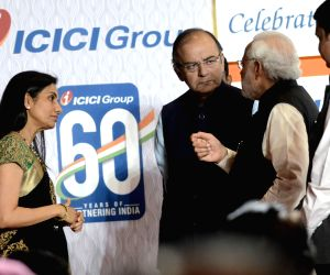 60th anniversary celebrations of ICICI Bank