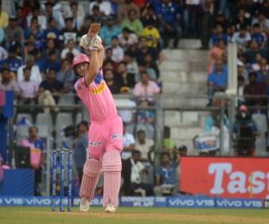 Buttler shines in Royals' 4-wicket win over Mumbai