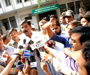 Rubabuddin Sheikh brother of Sohrabuddin Sheikh at CBI special court