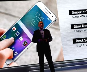 Samsung launches new smartphones