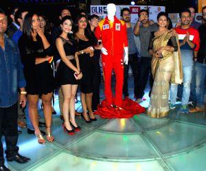 Launch of Dress and anthem of BCL team Kolkatta Babu Moshai