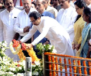 Bal Thackeray's death anniversary