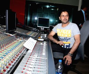 Javed Ali song recoding for film Care of Love