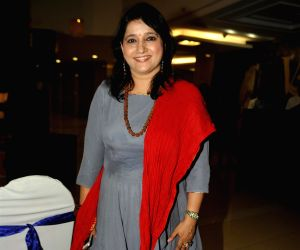 Kavita Seth happy with son's solo musical debut