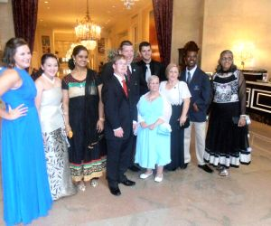 Washington (USA): 'A Celebration of Special Olympics and A Unified Generation'