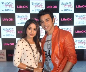 Launch of Life Ok's TV serial Mere Rang Mein Rangne Wali