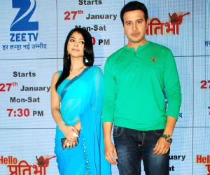 Launch of TV serial Hello Pratibha