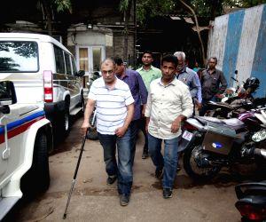 5 Mumbai personnel held in drug case