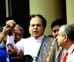 Dilip Kumar out of hospital on 92nd birthday