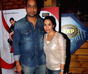 Music launch of film Badmashiyaan