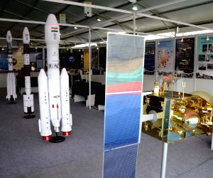Visitors at '102nd Indian Science Congress-2015'
