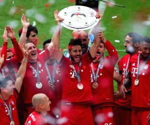 GERMANY MUNICH SOCCER BUNDESLIGA