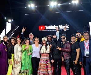YouTube Music celebrates success in India