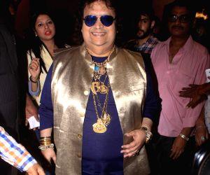 Launch of Bombay Talkies Music - Bappi Lahiri