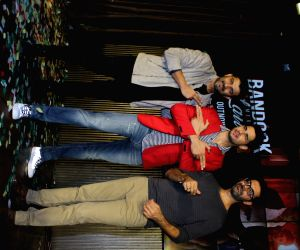 """Mumbai : """"A Gentleman"""" - Song launch"""