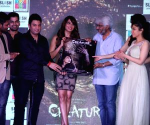 Music launch of film Creature 3D