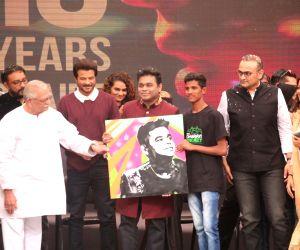 """10-year celebration of Oscar winning music of """"Slumdog Millionaire"""""""