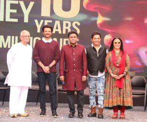 """10-year celebration of Oscar winning music of """"Slumdog Millionaire"""