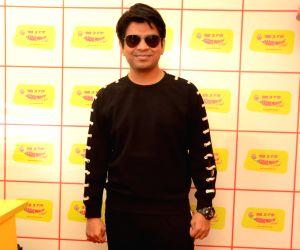 Ankit Tiwari at Radio Mirchi