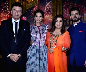 Promotion of film Khoobsurat on the sets of EKLKBK