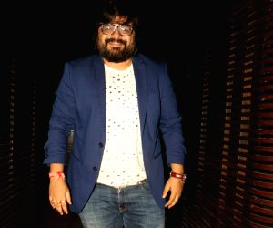 Pritam Chakraborty at Estella Lounge