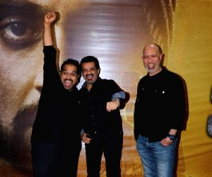"Success party of film ""Soorma"" - Shankar Mahadevan, Ehsaan Noorani and Loy Mendonsa"