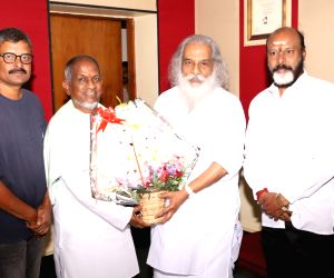 "Musician Isaignani Ilaiyaraja and singer K.J. Yesudas team up, ten years after their last collaboration in the Malayalam movie ""Pazhassi Raja"" that had actor Mammootty playing ..."