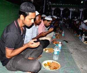 Ramadan - Muslims break their fast
