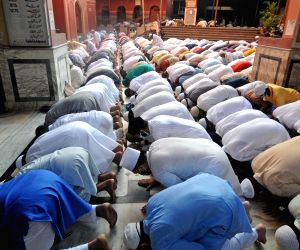 Muslims in a whirlpool