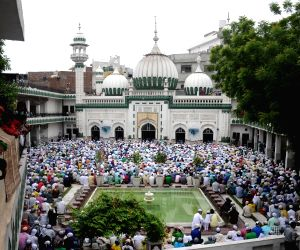 Muslims celebrate Eid ul-Fitr