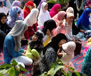 CHINA BEIJING MUSLIM EID