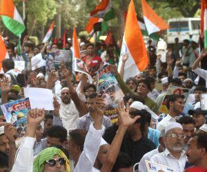 Demonstration against Israe