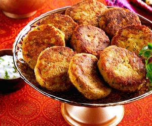 Shami kebabs and Haleem for Ramadan Iftaar