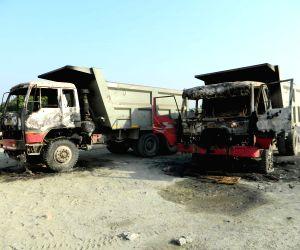 Maoists attack in Bihar